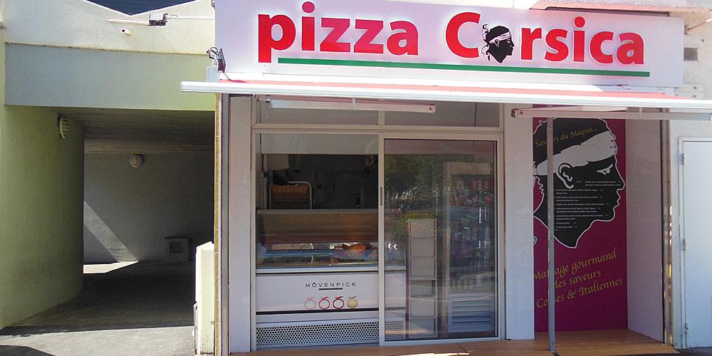 boutique Pizza Corsica